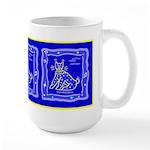 BlueCat Large Mug