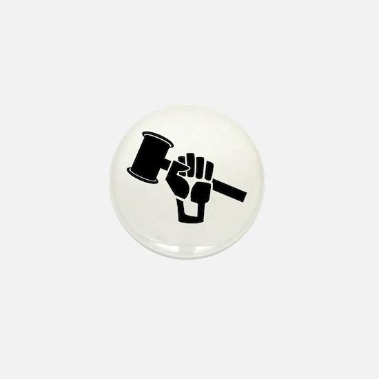 Justice For Ecuador Mini Button