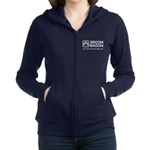 Broom Wagon Women's Zip Hoodie Sweatshirt