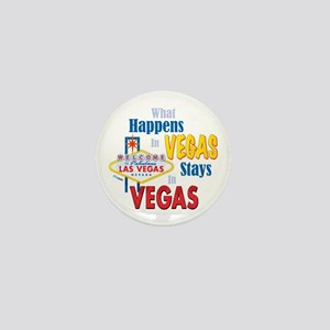 Vegas Mini Button