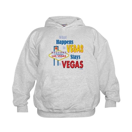 Vegas Kids Hoodie