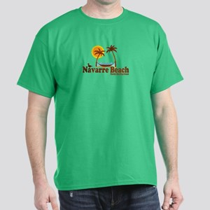 Navarre Beach FL Dark T-Shirt