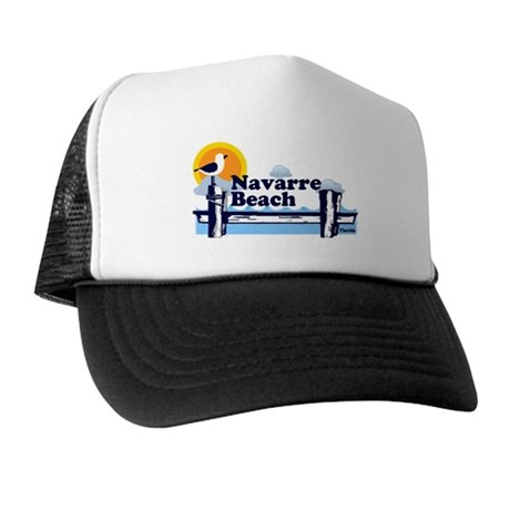 Navarre Beach FL Trucker Hat
