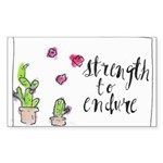 Strength to Endure Sticker