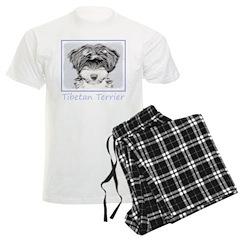 Tibetan Terrier Pajamas