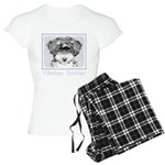 Tibetan Terrier Women's Light Pajamas