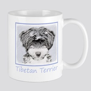 Tibetan Terrier 11 oz Ceramic Mug