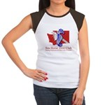 Club Logo Women's Cap Sleeve T-Shirt