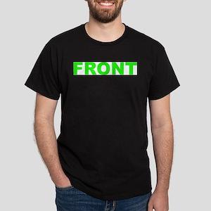 FRONT-BACK Ash Grey T-Shirt