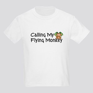 Calling My Flying Monkey Kids Light T-Shirt