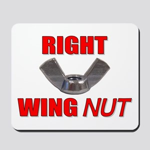 Wing Nut Mousepad