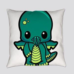 Baby Cthulhu Everyday Pillow