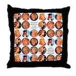 Nancy Drew Throw Pillow