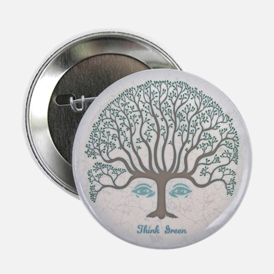 "Think Green II 2.25"" Button"