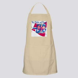 Power Of Peace! BBQ Apron