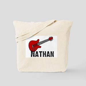 Guitar - Nathan Tote Bag