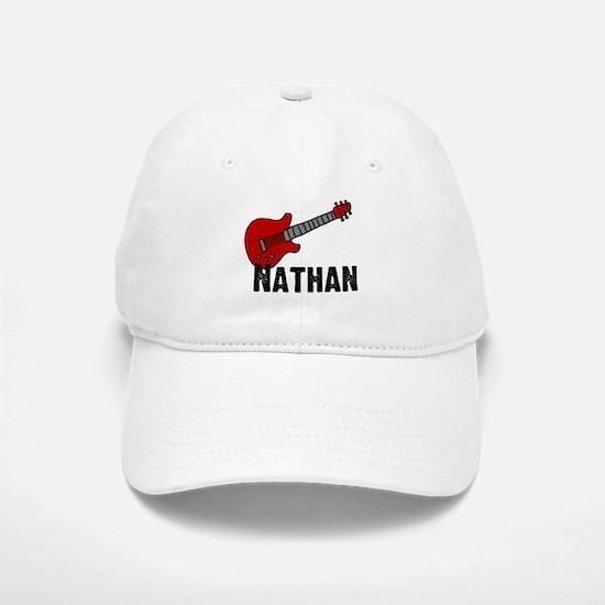 Guitar - Nathan Baseball Baseball Cap