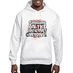 watchbloggers unite! Hooded Sweatshirt