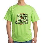 watchbloggers unite! Green T-Shirt
