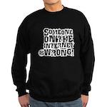 watchbloggers unite! Sweatshirt (dark)