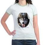 Falco Jr. Ringer T-Shirt