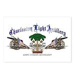 Charleston Light Artillery Postcards (Package of 8
