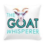 The Goat Whisperer Hipster Goat by GetYerGoat Ever