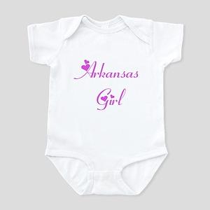 Arkansas Girl Infant Bodysuit