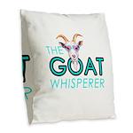 The Goat Whisperer Hipster Goat by GetYerGoat Burl