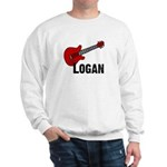Guitar - Logan Sweatshirt