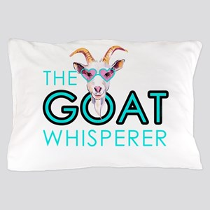 The Goat Whisperer Hipster Goat by GetYerGoat Pill