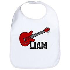 Guitar - Liam Bib