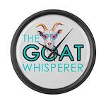 The Goat Whisperer Hipster Goat by GetYerGoat Larg