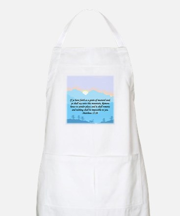 """Mustard Seed"" Light Apron"