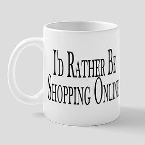 Rather Shop Online Mug