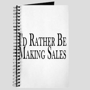 Rather Make Sales Journal