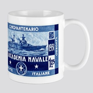 1931 Italian Naval Academy Mug