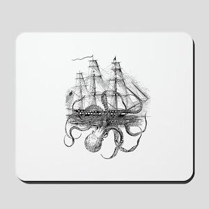 OctoShip Mousepad