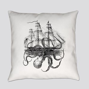 OctoShip Everyday Pillow