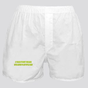 VASECTOMY Boxer Shorts