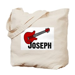 Guitar - Joseph Tote Bag