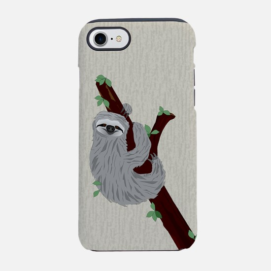Sloth iPhone 7 Tough Case