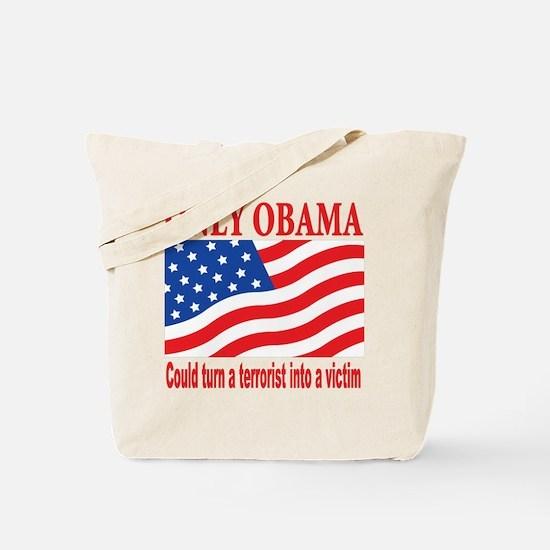 Anti Obama Tote Bag
