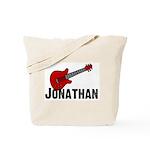Guitar - Jonathan Tote Bag