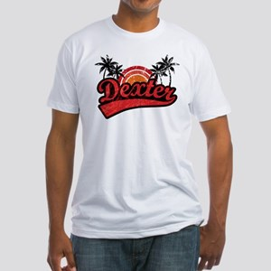 'Vintage' Dexter Fitted T-Shirt