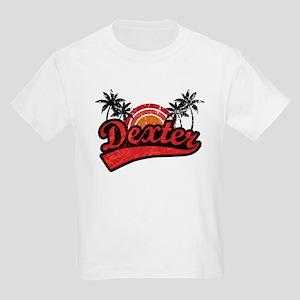 'Vintage' Dexter Kids Light T-Shirt