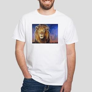 Aslan Calls White T-Shirt