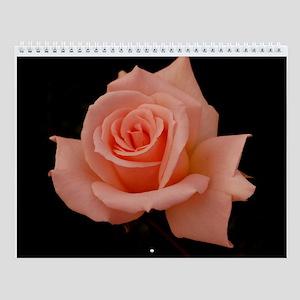 Beautiful Roses 2006 Wall Calendar