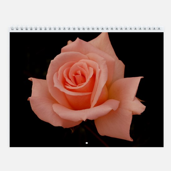 Beautiful Roses 2006 Wall Calendar