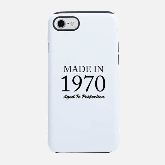 Made In 1970 iPhone 7 Tough Case